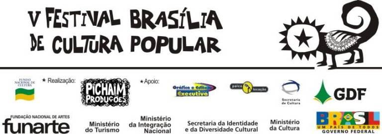 Portal Capoeira V Festival Brasília de Cultura Popular Cultura e Cidadania