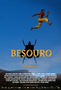 """Capoeirista """"Besouro"""" leva lenda de herói negro ao Festival de Berlim"""