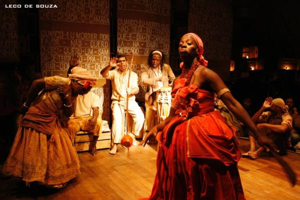 Portal Capoeira Teatro: Homenagem ao Capoeirista e Herói Popular Besouro Cordão de Ouro Eventos - Agenda