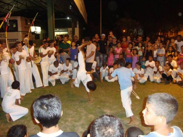 Acre: Projeto Capoeira Comunitária
