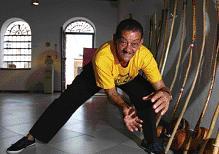 Portal Capoeira Mestre Boca Rica no Forte da Capoeira Eventos - Agenda