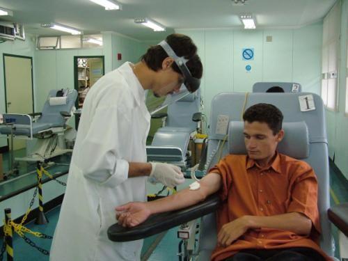 Ação social promoverá doação de sangue