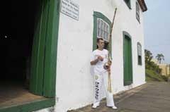 Portal Capoeira Rio Pardo: Batizado de capoeira une gerações Eventos - Agenda
