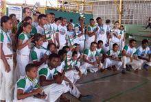 Portal Capoeira Faculdade realiza V Copa CEUT de Capoeira Eventos - Agenda
