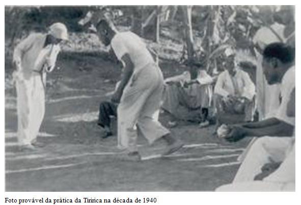 """Portal Capoeira TIRIRICA: A """"Capoeira de São Paulo"""" Crônicas da Capoeiragem"""