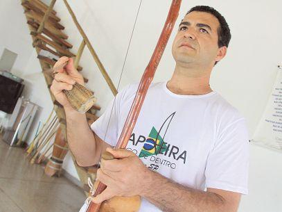 Portal Capoeira Bauru: Alberto faz da capoeira a sua causa Notícias - Atualidades