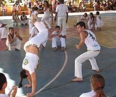 São Sebastião – Projeto Capoeira Serra do Mar promove batizado em Boracéia
