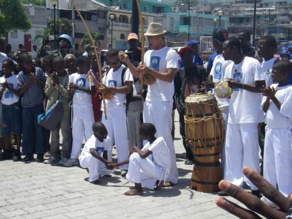 Portal Capoeira Haiti: II Batizado e Entrega de Cordas do Projeto Gingando pela Paz Eventos - Agenda