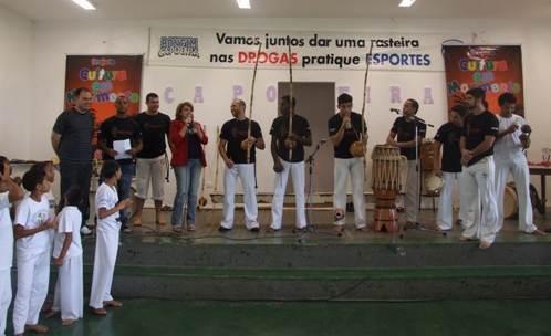 """Portal Capoeira """"África em Nós"""" resgata cultura e esporte em torneio Eventos - Agenda"""