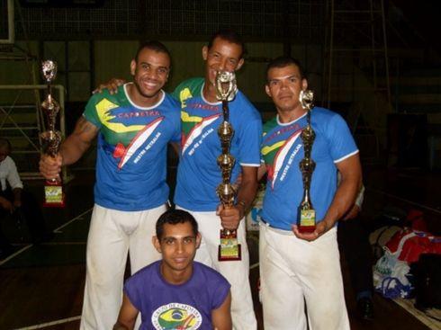 Capoeirista de Maringa vence o 11º Campeonato Brasileiro de Capoeira