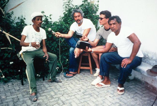 Portal Capoeira Os Velhos Mestres da Vadiação Baiana Publicações e Artigos