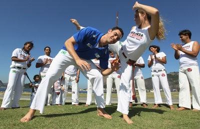 Portal Capoeira RJ: Na roda com Théo Curiosidades