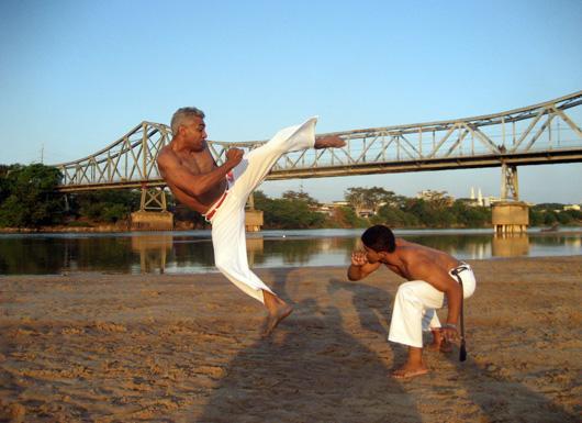 Portal Capoeira A capoeira do Piauí na Europa: Piauienses irão mostrar cultura brasileira Notícias - Atualidades
