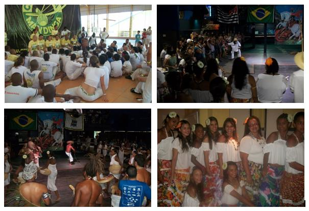 Maresias: MAREGINGA 2011