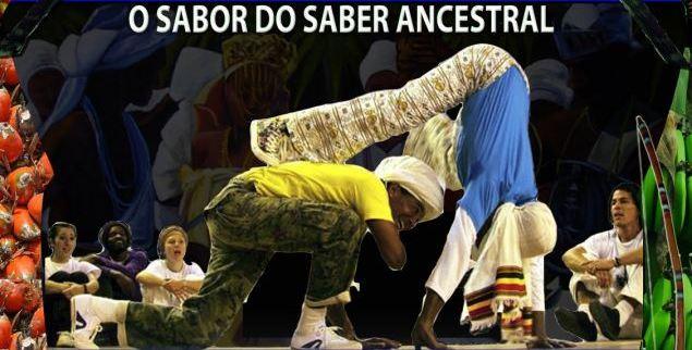 Portal Capoeira O Sabor do Saber Ancestral 2011 Eventos - Agenda
