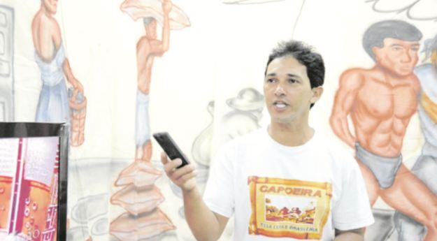 Portal Capoeira Exposição: Origem da Capoeira Notícias - Atualidades