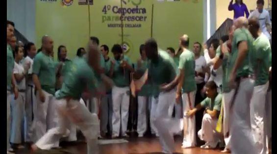 Portal Capoeira Porto Alegre: Capoeira para Crescer Cidadania