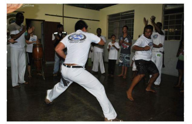 Portal Capoeira Itabira: Capoeira como inclusão social Cidadania