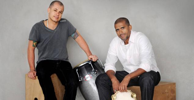 Portal Capoeira O SAMBA DE RODA DE DALUA E MESTRE MAURÃO Musicalidade