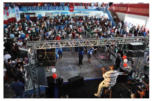 Portal Capoeira Festas e rituais da Bahia são homenageados em samba enredo da Portela Cultura e Cidadania