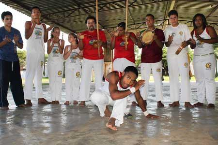 Portal Capoeira Competição: Rio-pedrense é vice-brasileiro de capoeira Notícias - Atualidades