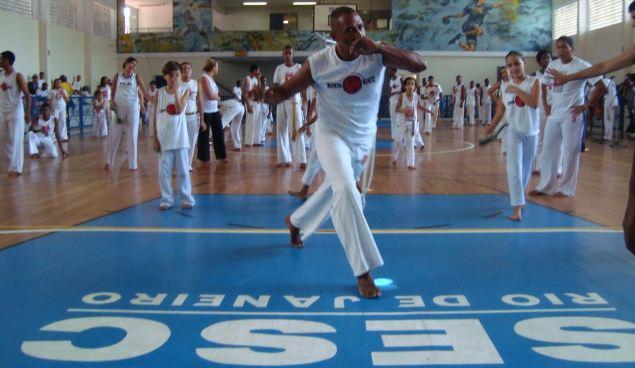 Portal Capoeira Niterói: Festival Estilo Livre de Capoeira Eventos - Agenda