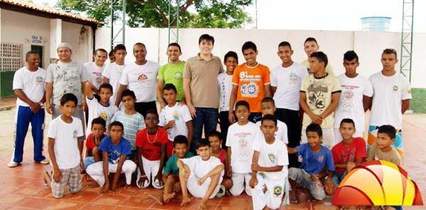 Portal Capoeira Contramestre de capoeira César Bacelar divulga projeto em SMT Notícias - Atualidades