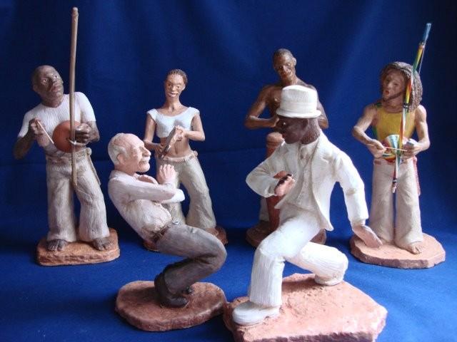 Portal Capoeira Nestor Capoeira: Encontros com grandes Mestres - Leopoldina Publicações e Artigos