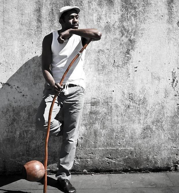 Portal Capoeira Novela: Zé Maria surge com ares de super-herói Curiosidades