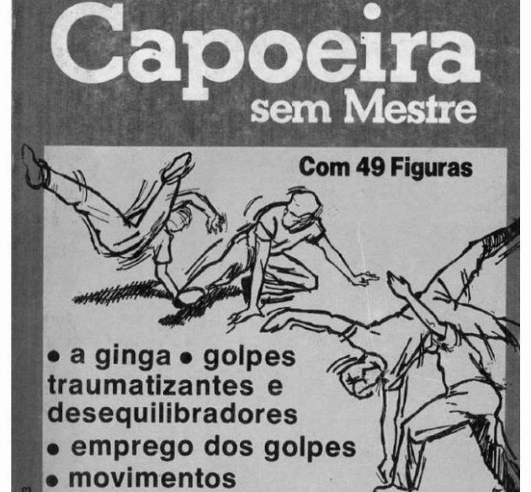 Capoeira sem mestre