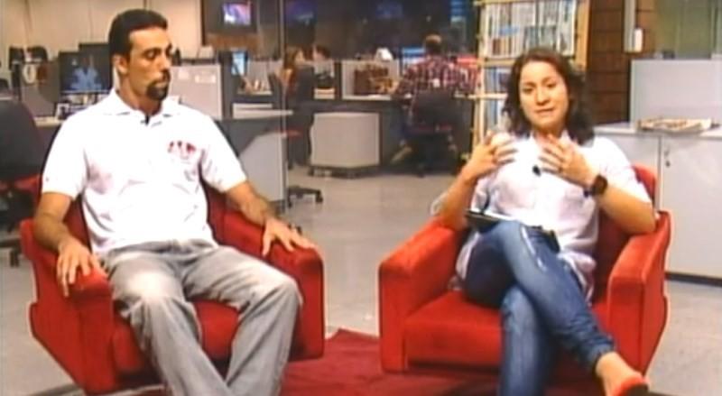 Portal Capoeira Mestre Andreilson Calixto, fala da importancia da capoeira nas escolas Notícias - Atualidades