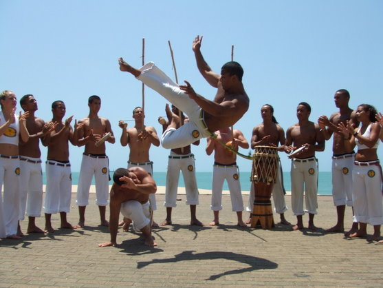 Portal Capoeira Salvador: 25 Anos do Grupo Topázio Eventos - Agenda