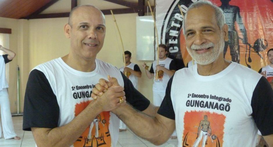 Portal Capoeira 1º Encontro Integrado do Centro Cultural de Capoeira Gunganagô Eventos - Agenda