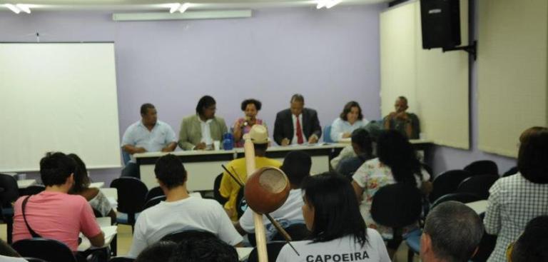 Portal Capoeira Aconteceu: Ciclo de debates Pró-Capoeira Notícias - Atualidades