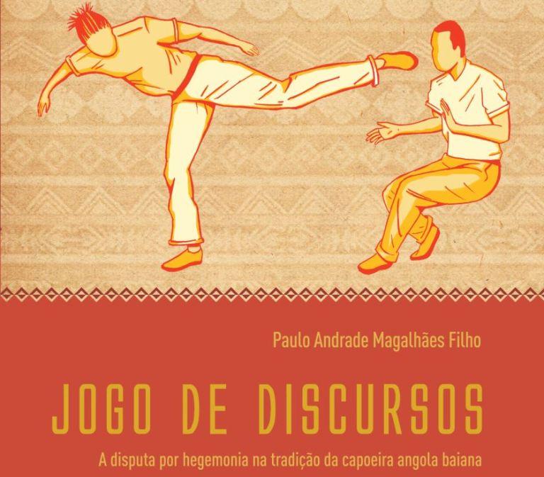 Portal Capoeira Livro Jogo de Discursos é lançado em Pernambuco e Minas Gerais Notícias - Atualidades