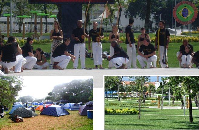 Portal Capoeira Mestre Nininho: Acampamento e Treinamento de Capoeira em Tondela Eventos - Agenda
