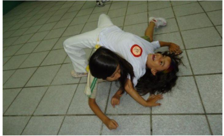 Batizado e Troca de Cordões de Capoeira da Casa da Criança de Capivari