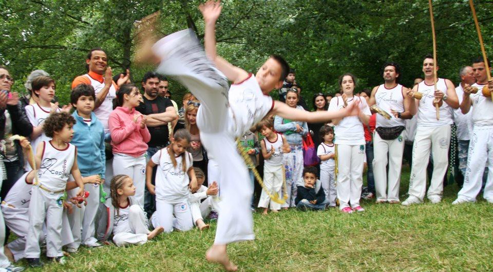 Portal Capoeira O que é mesmo a capoeira? Publicações e Artigos