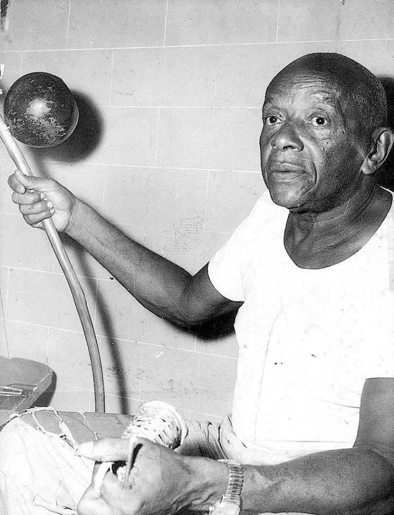 Portal Capoeira Sequência de Bimba