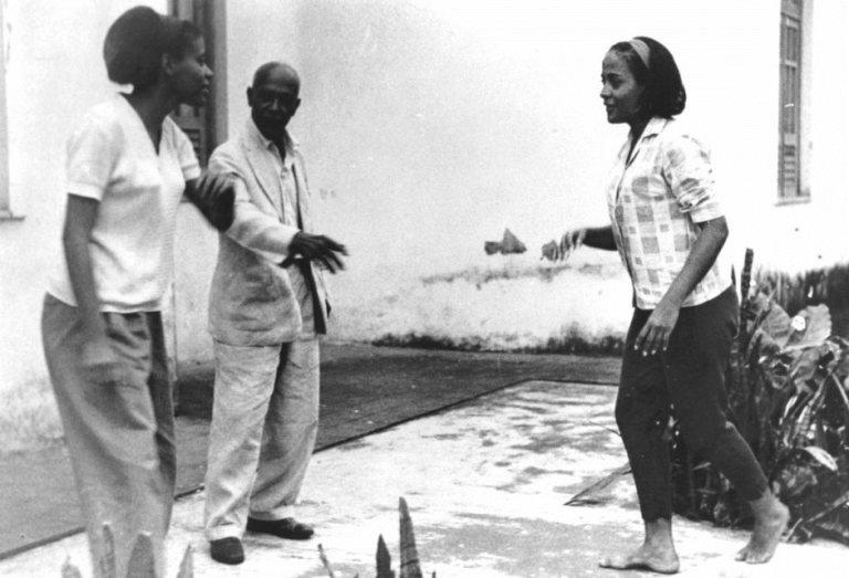 A Capoeira Angola segundo Mestre Pastinha