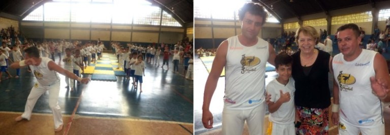 Portal Capoeira Bragança Paulista: Projeto Municipal de prática e de Capoeira na rede Municipal de Ensino Eventos - Agenda