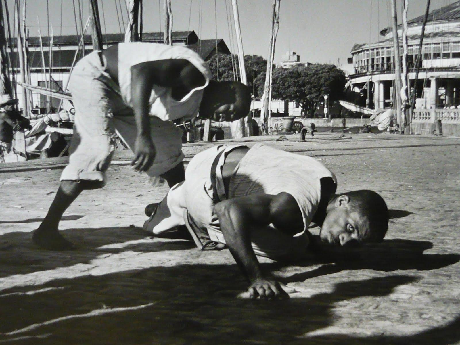 Portal Capoeira Pierre Verger Cultura e Cidadania