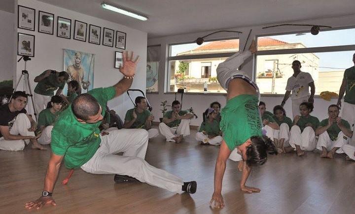 Portal Capoeira Portugal, Leiria: Ginga e Camaradagem Saúde e Comportamento