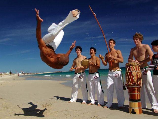 Portal Capoeira João Pessoa: Festival de Capoeira de Quilombo Eventos - Agenda
