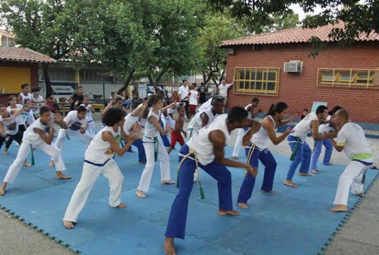 Portal Capoeira Nova Iguaçu abre 100 vagas para aulas de capoeira Cidadania