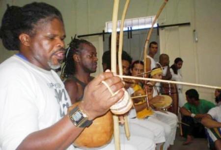 Instituto Ressoarte e Projeto Capoeira Show