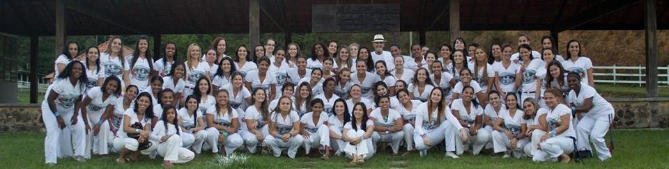 Belo Horizonte: II Encontro Feminino de Capoeira