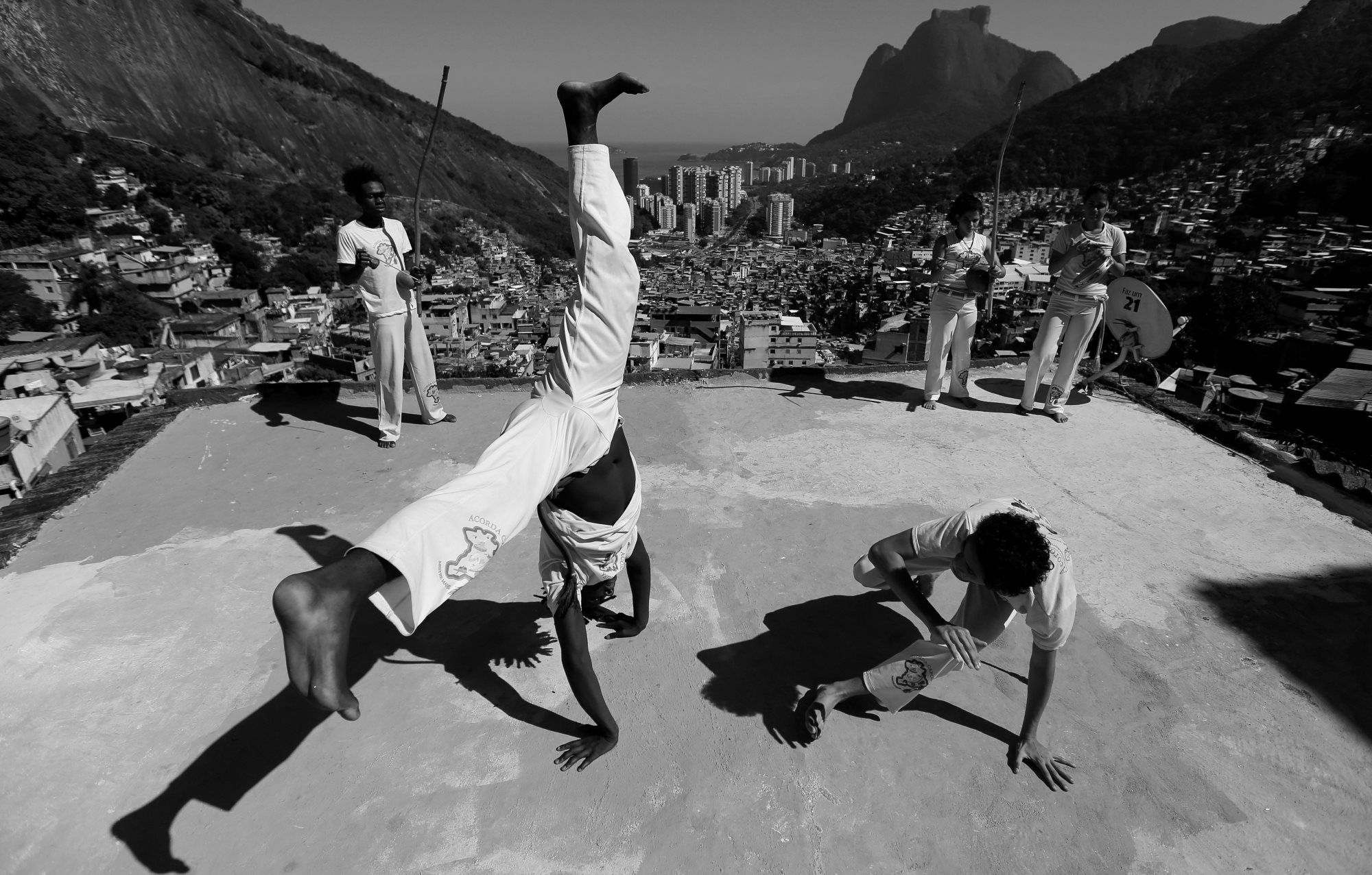 A Pedagogia do Jogo na Capoeira