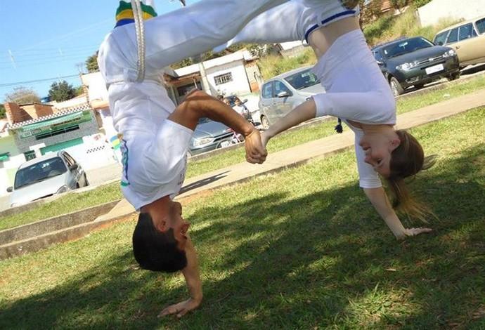 Portal Capoeira Casal de Itaúna comemora união com capoeira Curiosidades