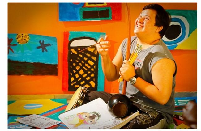 Portal Capoeira Aulas de capoeira na Fundação Síndrome de Down Capoeira sem Fronteiras